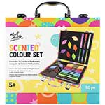 MONT MARTE Super Scented Colouring Set 48pc MMMMKC0224