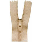 #2.5 nylon coil, light weight, closed end. Ideal for dress, skirt and pant use.