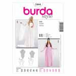 BURDA - 2484 Costume Ladies-Fairy