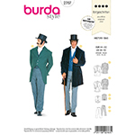 BURDA - 2767 Costume Mens-Historical