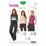BURDA - 6567 Ladies T-Shirt