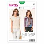 BURDA - 6579 Ladies Blouse