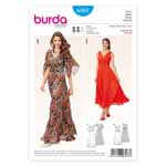 BURDA - 6583 Ladies Dress