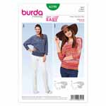 BURDA - 6590 Ladies T-Shirt