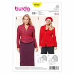 BURDA - 6616 Ladies Jacket