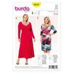 BURDA - 6619 Ladies Dress
