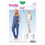 BURDA - 6657 Ladies Jumpsuit