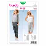 BURDA - 6659 Ladies Pants