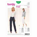 BURDA - 6681 Ladies Pants