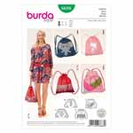 BURDA - 6688 Ladies Bags