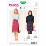 BURDA - 6734 Ladies Skirt