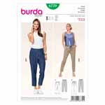 BURDA - 6770 Ladies Pants