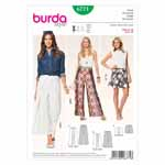 BURDA - 6771 Ladies Pants