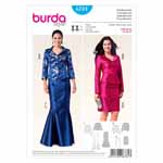 BURDA - 6781 Ladies Coordinate - Evening