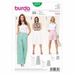 BURDA - 6812 Ladies Pants