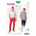 BURDA - 6815 Mens Pants