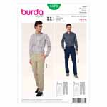 BURDA - 6873 Mens Pants