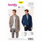 BURDA - 6932 Mens Jacket/Coat