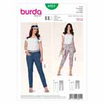 BURDA - 6951 Ladies Pants