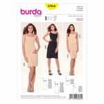 BURDA - 6964 Ladies Lingerie