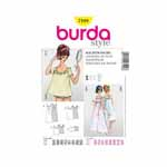 BURDA - 7109 Ladies Sleepwear