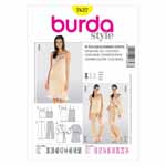 BURDA - 7627 Ladies Lingerie
