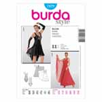 BURDA - 7879 Costume Ladies-Historical