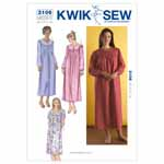 The Misses' Nightgowns are designed for light to medium weight woven fabrics.  We suggest cotton, cotton types, broadcloth, batiste, flannelette, silk, or silk like fabrics. The Misses' gowns have a front and back gathered to yokes, and the caps of the sleeves are gathered.  View A: has a front button closure and full length sleeves. The View B: pullover gown has a two-button closure on the yoke, and full length sleeves with elastic at the wrists.  The View C: pullover gown has short sleeves, and the bottom edge and sleeves are finished with lace or eyelet.