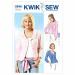 The Misses'  Jackets are designed for woven fabrics.  We suggest wool, tweed, twill, silk and rayon suitings, crepe, linen, brocade, jacquard.  The Misses' unlined fitted jackets have princess seams on the fronts, back waist darts, and a wide neckline with collar.  View A: has a notched shawl collar and full-length sleeves.  View B: has a shawl collar, three quarter length sleeves, and shaped front edge.
