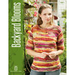 Ten colourful sweaters, shawls and accessories to knit and crochet in Bamboo Bloom and Bamboo Bloom Handpaint.