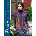 Cornelia Hamilton's third collection featuring Wisdom Yarns. Eight unique designs to knit.
