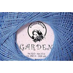 "Garden Cotton Thread is by Nazli Gelin, which means ""shy bride"" in Turkish. It is a beautiful 100% mercerized Egyptian Giza cotton thread. Available in 56 solid colours and 10 variegated colours. 282m (308yds) and 50g (1.75oz). 100% Mercerized Egyptian Giza Cotton. Machine wash warm, dry flat. 6 balls/bag. The recommended knitting needle is 2.5mm (US size 1) = 34 sts x 48 rows = 10cm (4"") in ST st. The recommended crochet hook is 1.7mm (US size 5) = 40 sc x 44 rows = 10cm (4""). Remember to ALWAYS check tension/gauge before beginning your project."