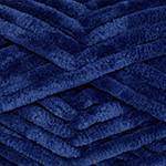 Bella Chenille's big brother! This super-soft, touchable chenille works up fast for pillowy projects that are easy to love. 80m (87yds) and 200g (7oz). 100% Polyester. Machine wash - warm, do not bleach, dry flat, do not iron, dryclean - any solvent except trichloroethylene. 3 balls/bag. The recommended knitting needle is 9-10mm (US size 13-15) = 1.25-1.75 sts x 2-2.5 rows = 2.5cm (1″) in ST st. The recommended crochet hook is 9-10mm (US size M/N-P/Q) = 1-1.5 sc x 1-1.5 rows = 2.5cm (1″). Remember to ALWAYS check tension/gauge before beginning your project.