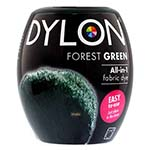 DYLON Fabric Dyes are easy-to-use and completely safe for your washing machine! All-in-1 formula to revive or change the colour of your clothes and soft furnishings. This washing machine dye provides perfect, long-lasting and intense colour results. Just pull back the wrap and drop the pod into the washing machine! Suitable for: cotton, linen & viscose. Mixes with synthetics will dye to lighter shades (pure synthetics will not dye). One pack dyes 600g of fabric (jeans + 4 shirts or a large bath towel) to full shade, up to 1.8kg to lighter shades.
