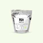 Rit ProLine is a powdered formula which contains an advanced mix of direct, acid and disperse dyes, enabling you to dye a wide range of fabrics and materials at scale. Although similar to the regular RIT dye, ProLine can also be used with spandex, acetate, most polyester, acrylics, nylon and even some plastics. 1 lb of ProLine dyes 16 lbs. or approximately 48 yards of fabric. ProLine formula is non-toxic and safe for septic and sewer systems. Care:  washing machine or bucket methods for natural fibers and stove top method recommended for all synthetics. Works well on Cotton, Linen, Silk, Wool, Ramie, Rayon, Nylon, Polyester, Polyester Cotton Blends, Acrylic, Acetate, Spandex, Some Plastic, Wood, Wicker, Paper, Cork, Hemp, Leather & Suede.