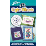 Designs in this booklet include: Tropical Fish in cross stitch, Blue Medallion Scroll in embroidery, Paisley Motif in cross stitch, Wildflower Vase in cross stitch, Cheerful Hearts in punch needle embroidery, Peachy Vase in cross stitch, Diva Pillow in cross stitch. DMC Art. #317W.