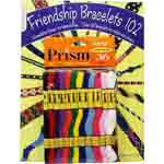 Design Original's Friendship Bracelets 102 Book and the Prism Primary Floss Pack. The Friendship Bracelets 102 design book includes step by step instructions and colour diagrams for 50 advanced styles of bracelets, watchbands, key chains and earrings made with Embroidery Floss.