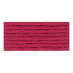 A non-shiny (matte), 5 strand, non-seperating yarn that is ideal for tapestry work. Flexible and soft, it is easy to work with in both half cross-stitch and longstitch and is perfect for making friendship bracelets and other similar projects. DMC Art. #89.