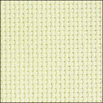 High-quality cross stitch Aida fabric woven from 100% cotton yarn. Gold Standard Aida is up to 33% heavier so it can be stitched without a hoop. Made in USA of locally-grown southern cotton. Art. # CR5441PK