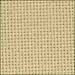 High-quality cross stitch Aida fabric woven from 100% cotton yarn. Gold Standard Aida is up to 33% heavier so it can be stitched without a hoop. Made in USA of locally-grown southern cotton. Art. # GD1438BX