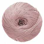 The large colour range is designed to blend together easily for a multitude of effects and colour work. Appropriate for infant, children, adult and home decor projects. Beautiful, matte knitting and crochet yarn. Yarn produces a soft-to-touch, drapable fabric with good stitch definition. 100% combed cotton. #2 - Fine, 50g, 155m (170yd). DMC Art #302.
