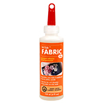 Permanent adhesive. Bonds fabrics, wood, leather & embellishments. Quick dry, acid-free and washable.