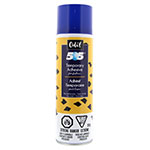 Odif 505 is a temporary, repositionable, fabric adhesive used to temporarily bond fabric. Odorless, colorless, no mist, does not gum sewing needles. Use for machine applique, quilting, basting, holding fabric to stabilizers in machine embroidery and hemming. Acid Free – No CFC's.