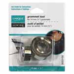 For 11mm grommets. Ideal for tents, curtains, backpacks, totes, etc.
