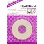 HeatnBond Quilter&#39;s Edge Lite is specially formulated for securing light to medium weight fabric pieces to other fabric surfaces so that they may be machine or hand sewn. Provides better control for bias and strip piecing without puckering or fraying and  <sup>3</sup>&frasl;<sub>16</sub>&quot; evenly matched seams.