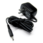 AC Adapter - 120V AC / 4V DC. For use with Unique LED Lighting LED Light & Magnifiers. Works with lights requiring 3 'AAA' batteries. Input 120-240 Volts 60Hz 2.5W. Output: 4 Volts DC Current: 100mA Max.