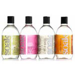12 assorted 12 oz. bottles of Soak modern laundry care. This rinse-free formulation is perfect for washing your favourite knits, laciest lingerie, swim wear, quilts, softest sweaters and all the laundry you love. Soak is biodegradable, phosphate-free, dye-free. Ideal for hand & machine-washing (including front loader/high efficiency).
