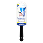 Lint roller. Picks up lint, pet hair, dandruff, and dust from clothing, upholstery, and more.