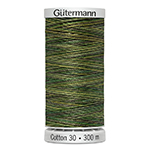 Gütermann 100% natural cotton thread is made with the finest, long-staple cotton and is strong with a silk-like lustre. Suitable for both hand and machine sewing. Ideal for piecing and embroidery work with the finest cotton fabrics.