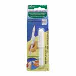 Pen Style Chaco Liner's fine point permits accurate drawing of both straight lines and free hand curves. The fine point makes lines and marks more visible and is easy to use with a straight edge ruler. Easy white replacement refill available (#7847220).